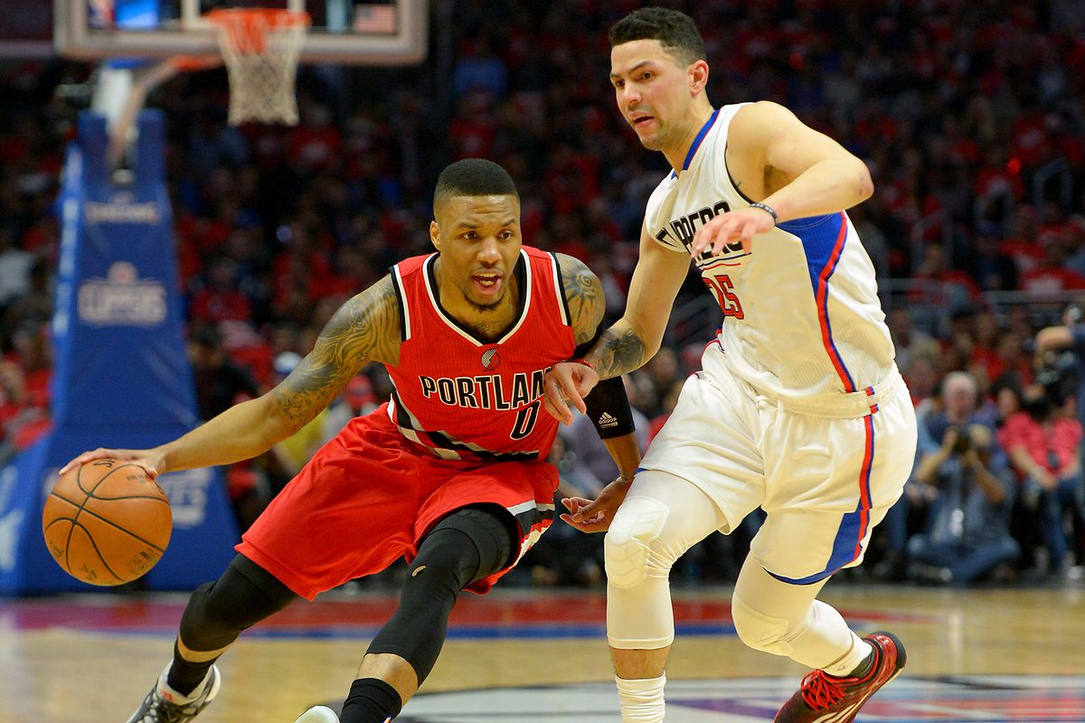 Blazers Handle Shorthanded Clippers, Move to Verge of Series Win ...