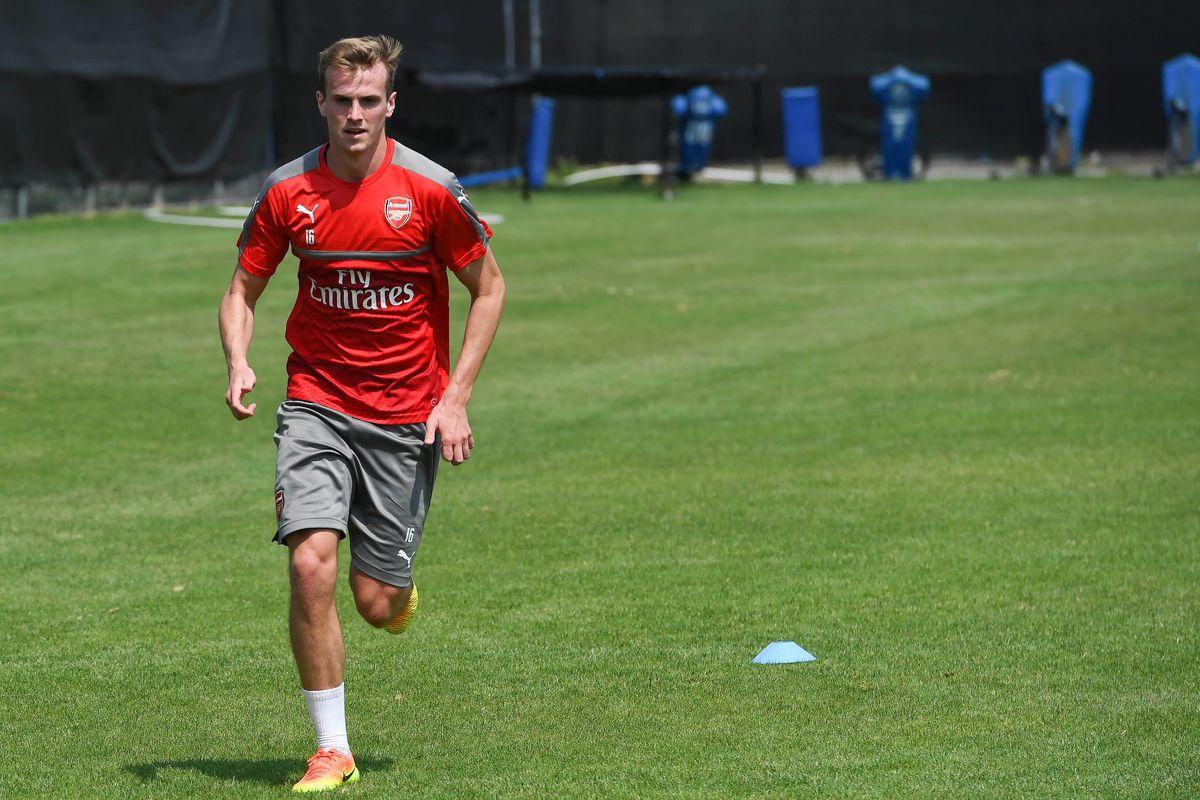 MLS: Arsenal Training