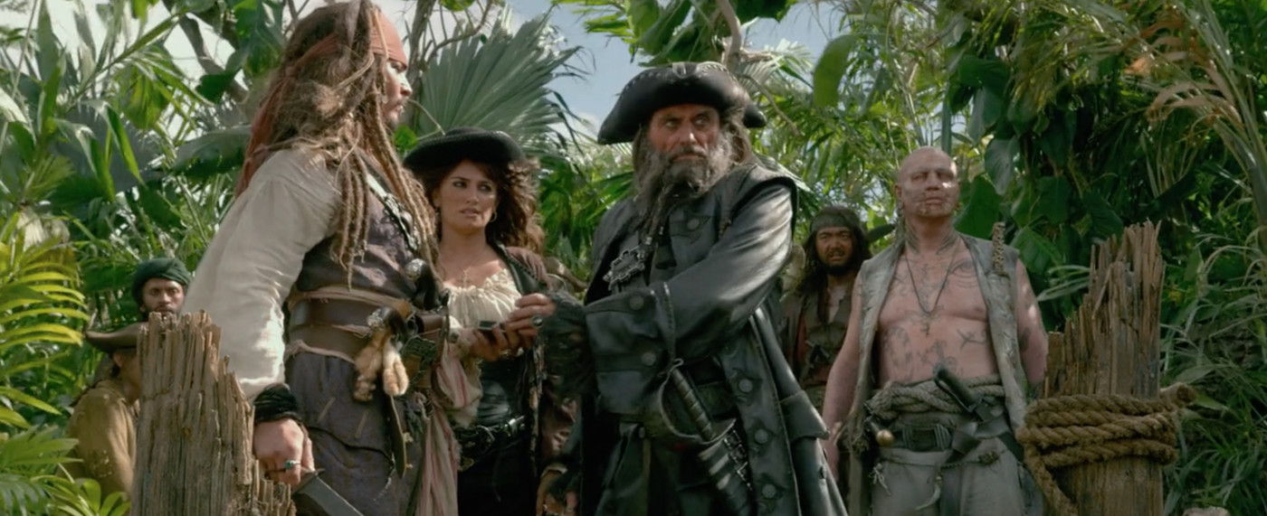 what is the order of the pirates of the caribbean movies