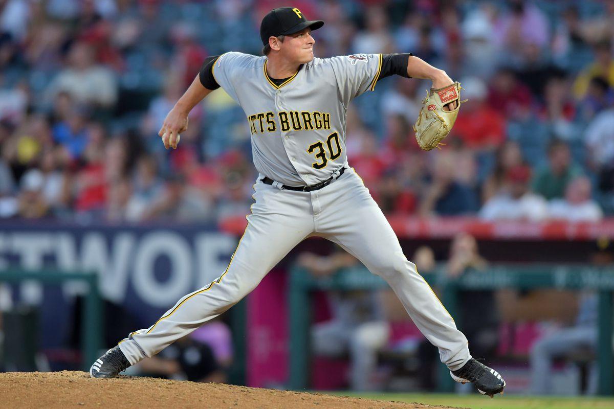 MLB: AUG 14 Pirates at Angels