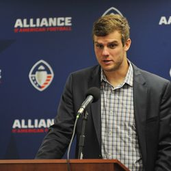 February 2019: The AAF officially launched and had quite a bit of early buzz! Unfortunately, it wasn't long before word of financial trouble to keep the league running spread. By the end of the year, the championship game couldn't even be played. Talent did have some time to show off, though, including Garrett Gilbert, who signed with the Browns.