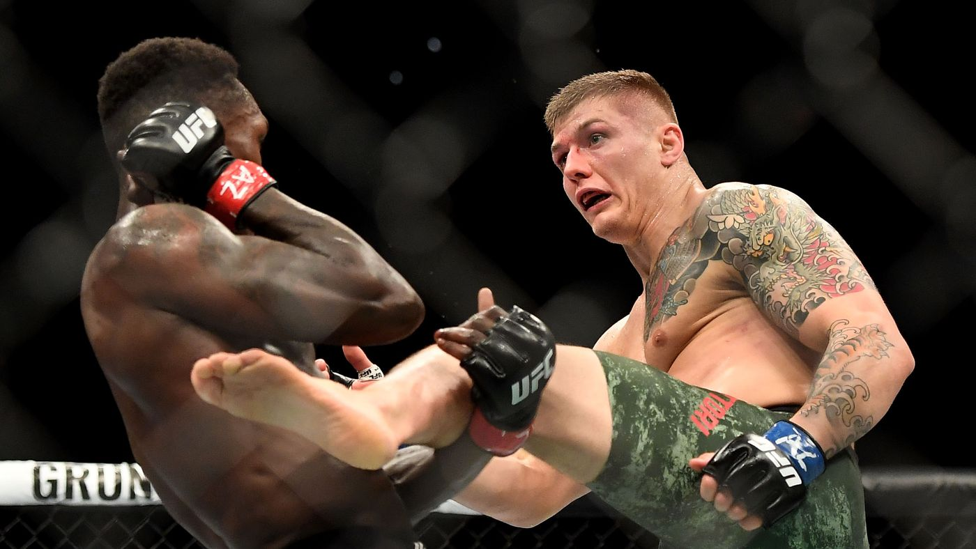 UFC Tampa winner, Marvin Vettori, wants another crack at Israel Adesanya - 'No one has done better than me'