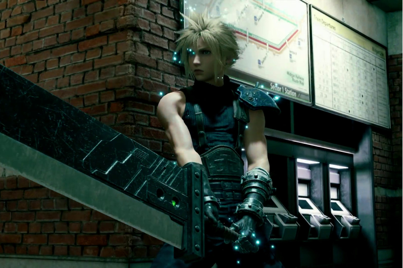 New Final Fantasy 7 Remake gameplay details revealed at E3 - Polygon