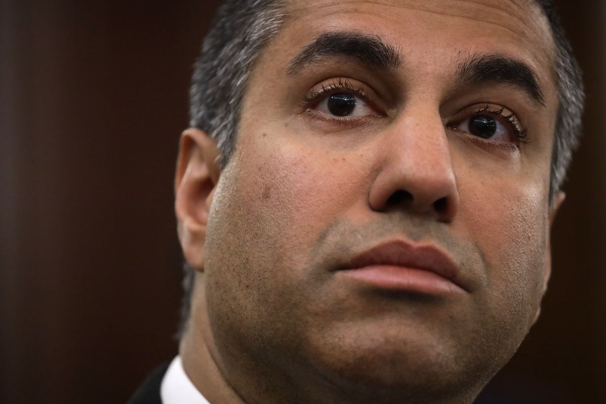 FCC Chair Ajit Pai Testifies Before Senate On Agency's Oversight