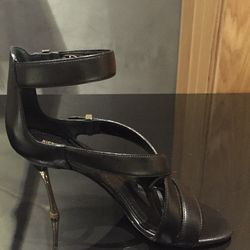 Heels, size 36.5, now $215.20 (from $269)
