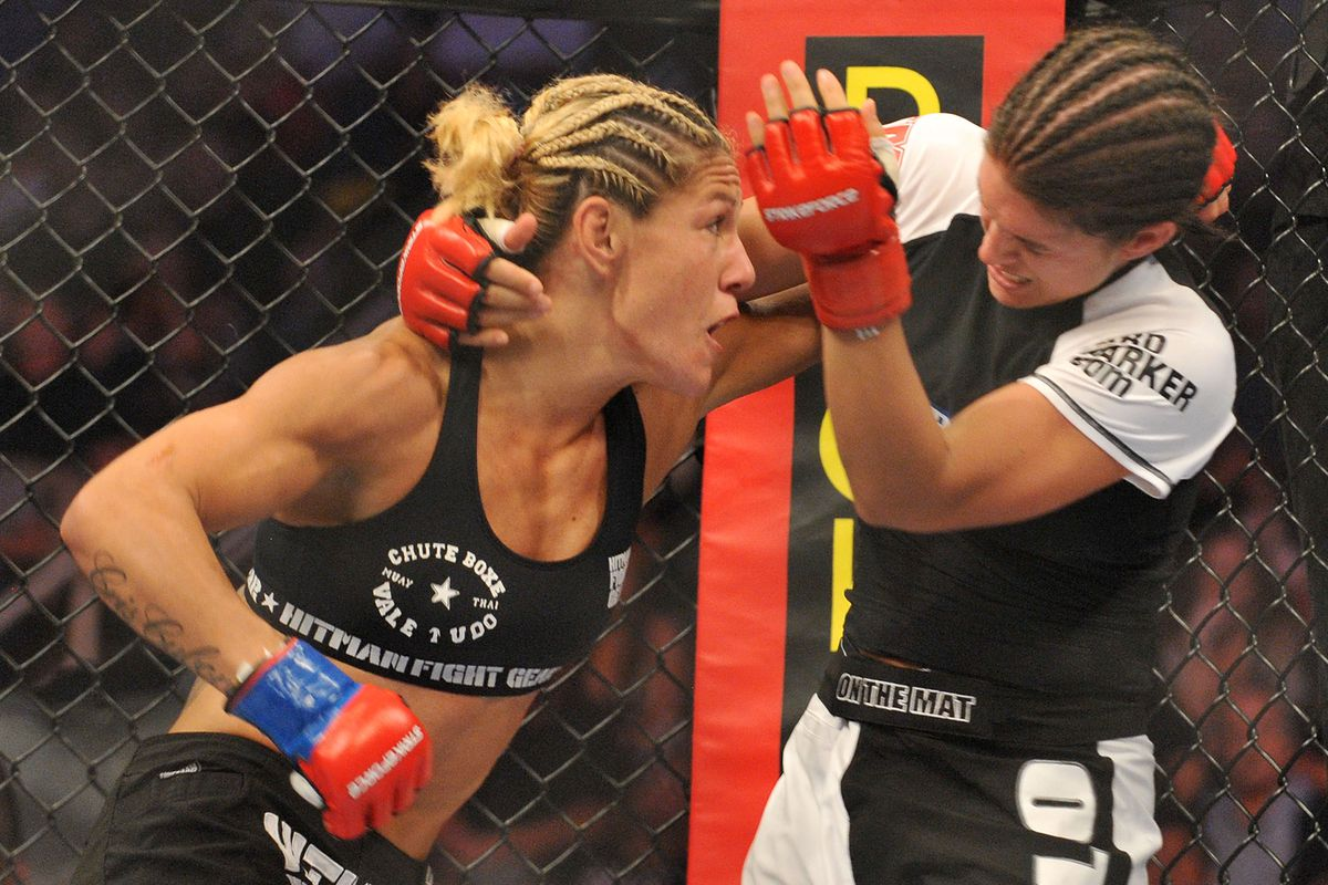 Cris Cyborg has 2 career losses - one in MMA and one in Muay Thai. Can they tell us anything about Saturday's UFC 219 showdown with Holly Holm?