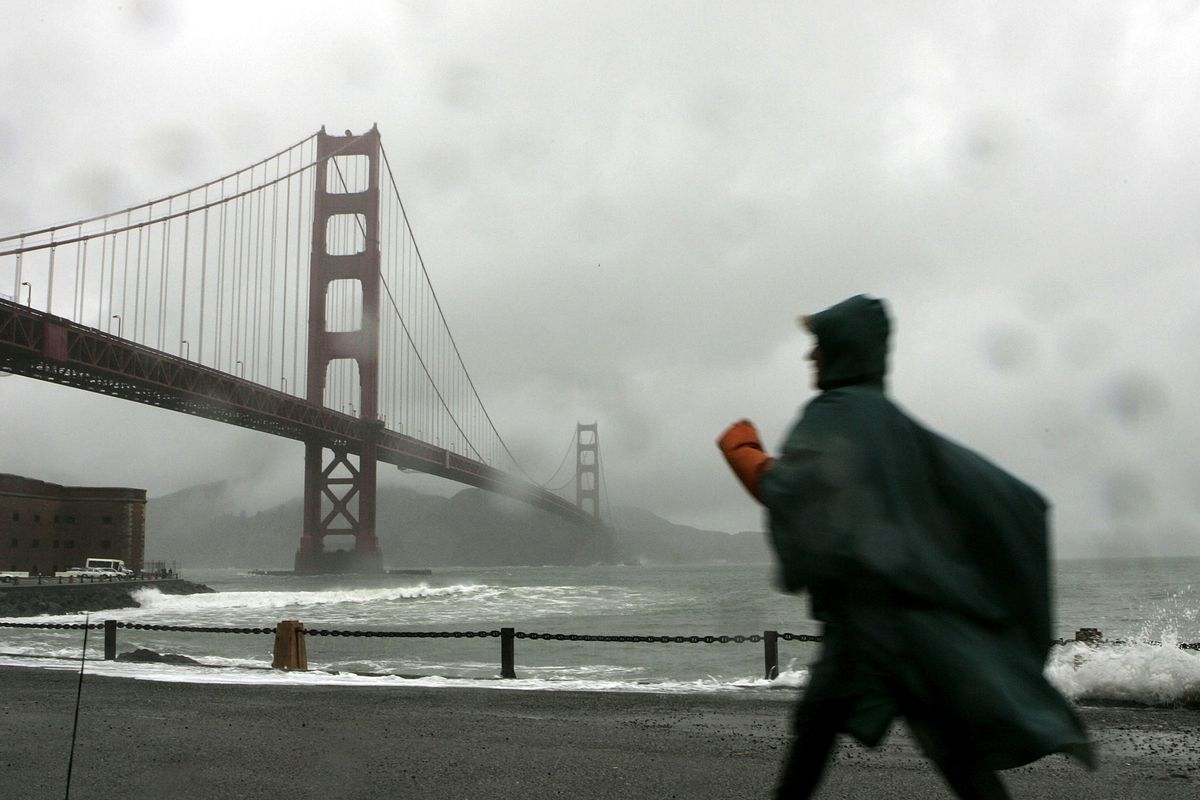 Greater Bay Area Slammed With Series Of Storms