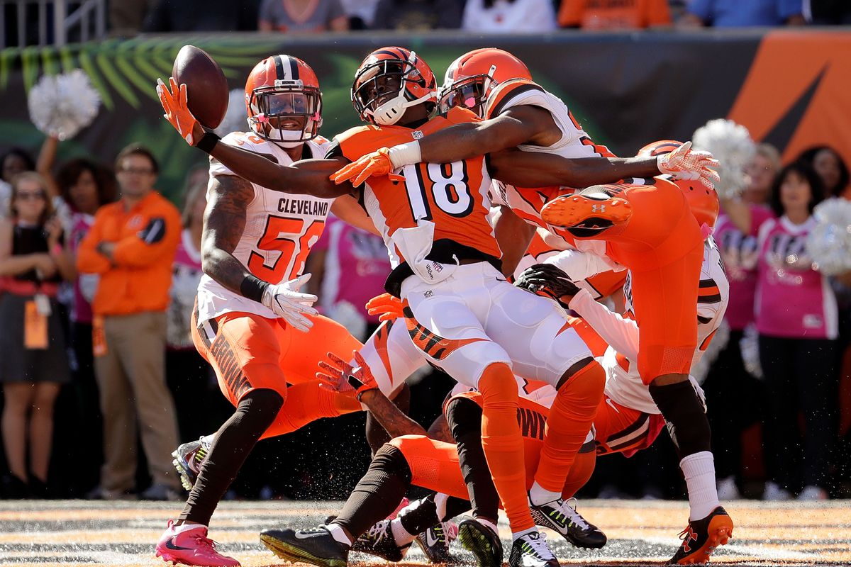 2017 Bengals Bold Prediction A J Green will finally be named