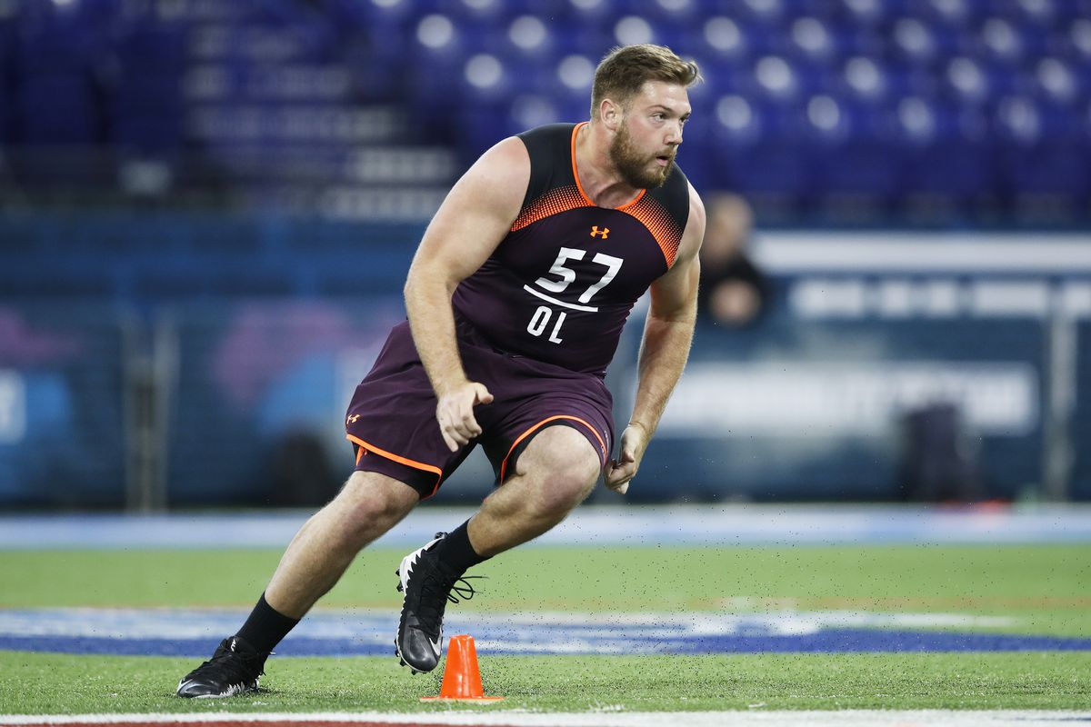 NFL Scouting Combine 2019  The 5 most impressive offensive linemen ... f2fc7bd0e