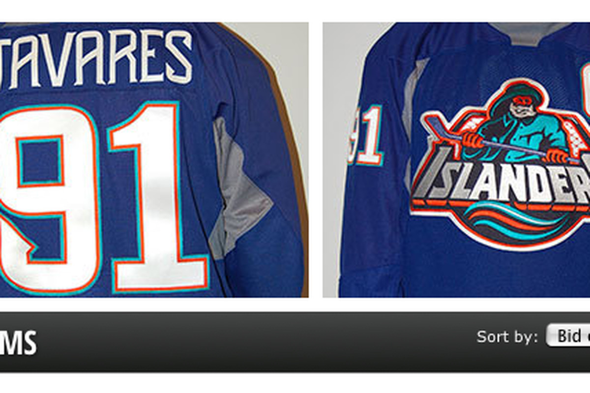 This Is What The New York Islanders Fisherman Warmups Look Like