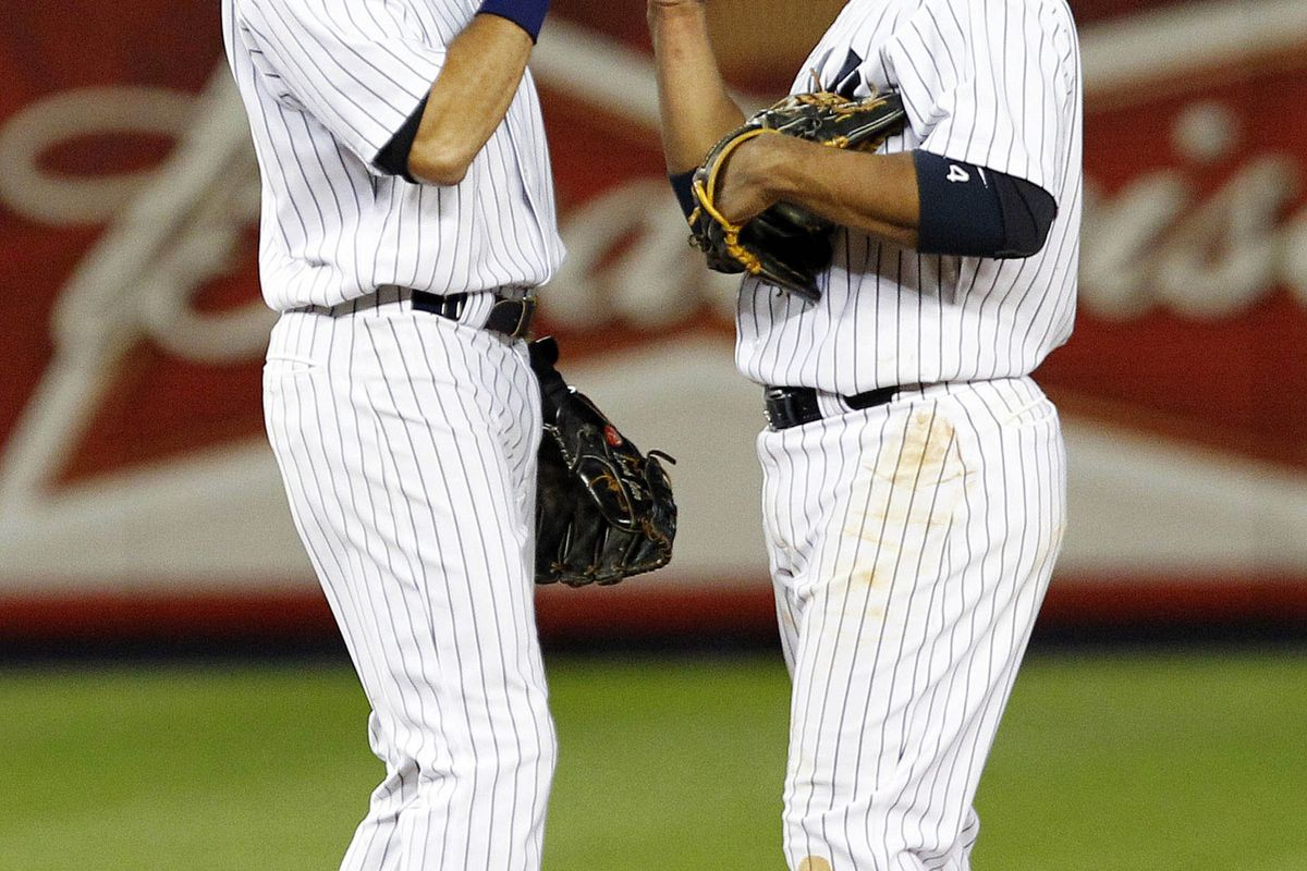 Robinson Cano is able to pass a field sobriety test at a moment's notice, reports Captain Jeter.