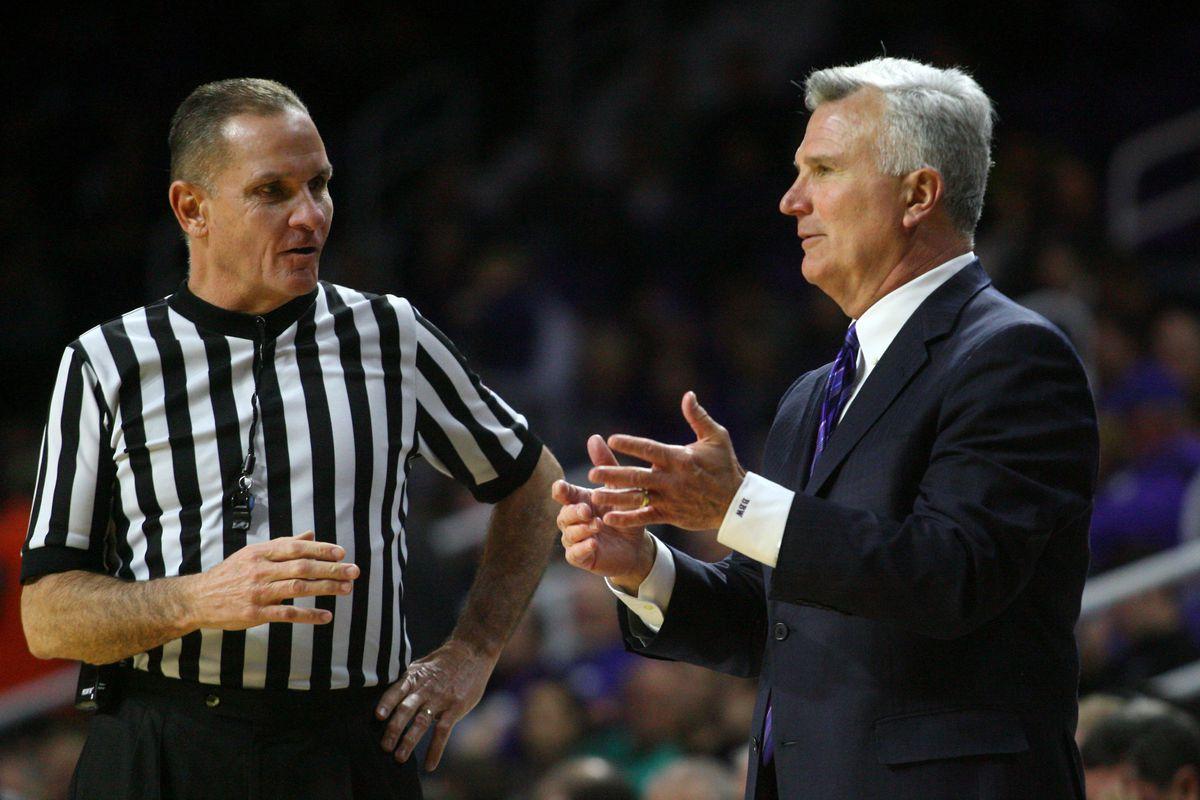 NCAA Basketball: Oklahoma State at Kansas State
