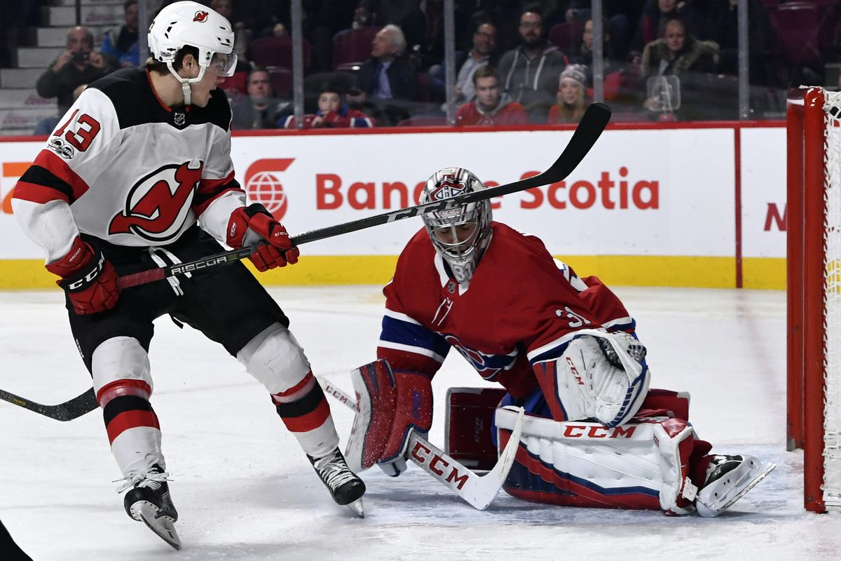 Image result for new jersey devils vs canadiens