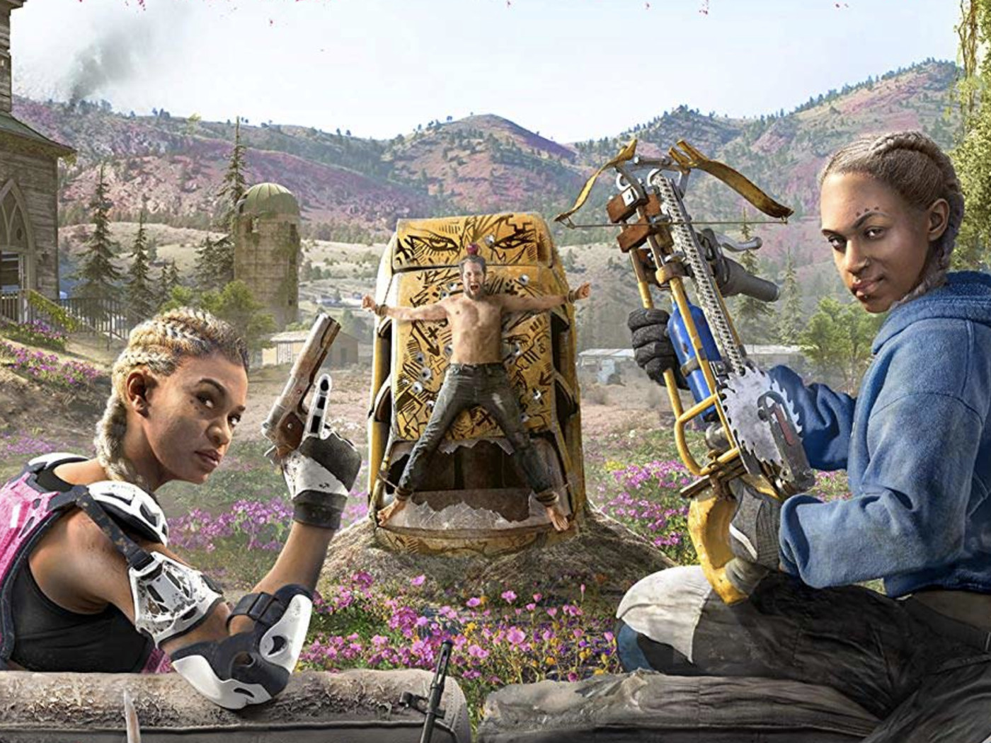 Far Cry New Dawn Is A Post Apocalyptic Sequel To Far Cry 5 The Verge
