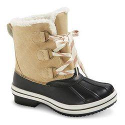 """Target women's 'Nancy' winter boots, <a href=""""http://www.target.com/p/women-s-nancy-winter-boot/-/A-15606128#prodSlot=_1_14"""">$47.99</a>"""