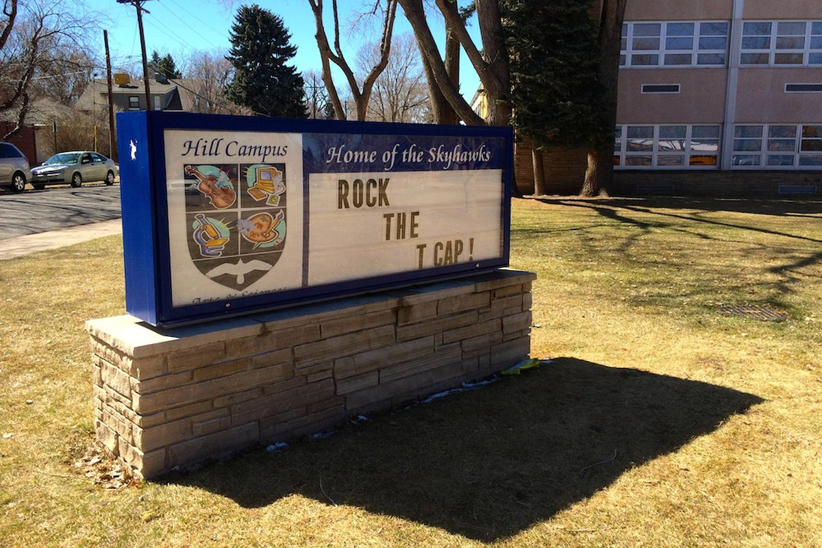 Students at Hill Campus in Denver will rock the TCAPs, except those who have been opted-out.
