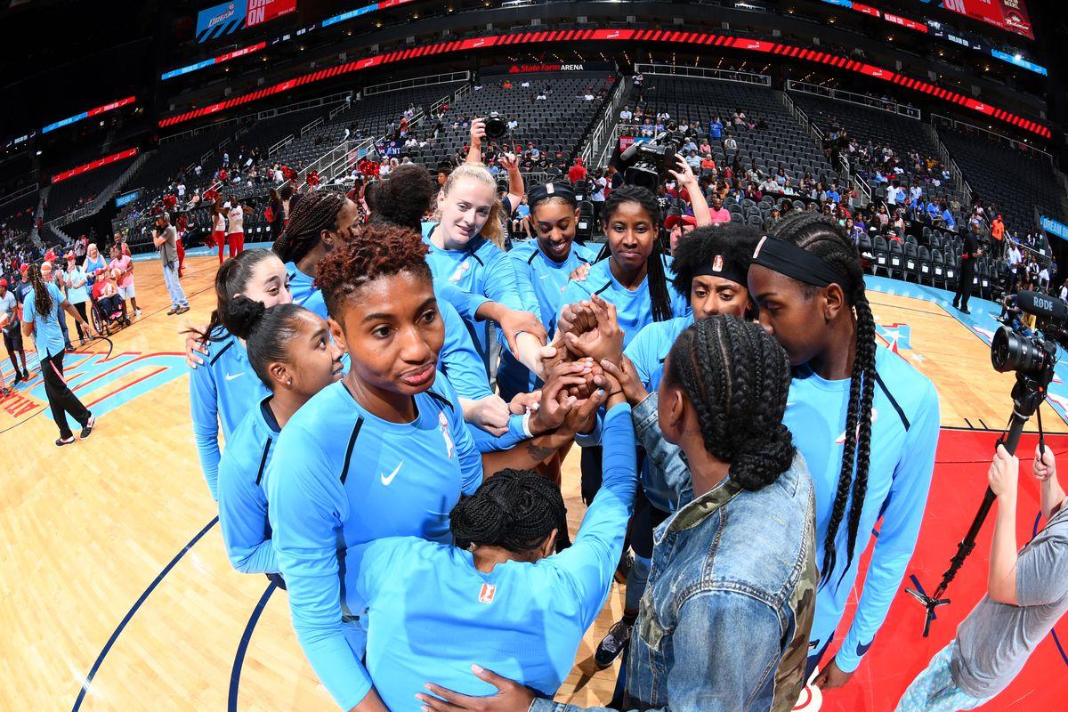 WNBA: Atlanta Dream get new arena, new branding for 2020 season