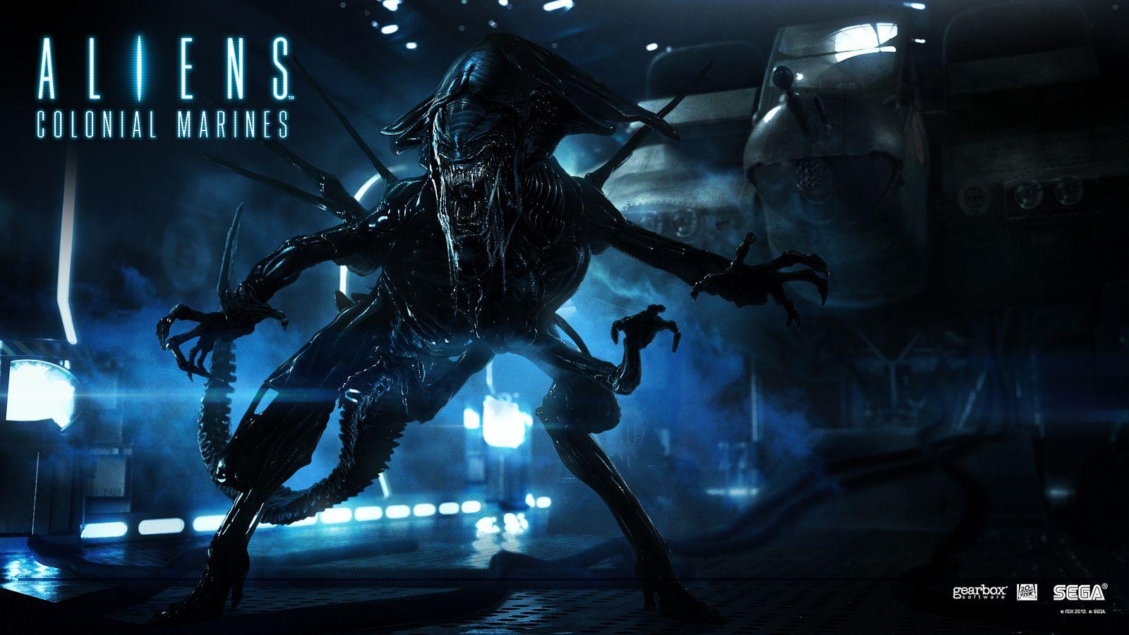 Sega Blames Gearbox For Mismanaging Aliens Colonial Marines Marketing Polygon