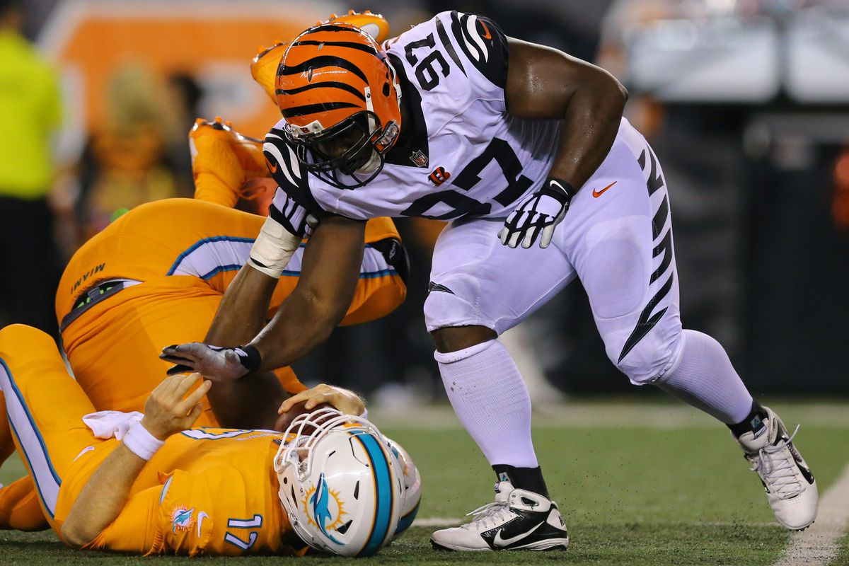 Geno Atkins criminally underrated by peers on NFL Top 100 Players