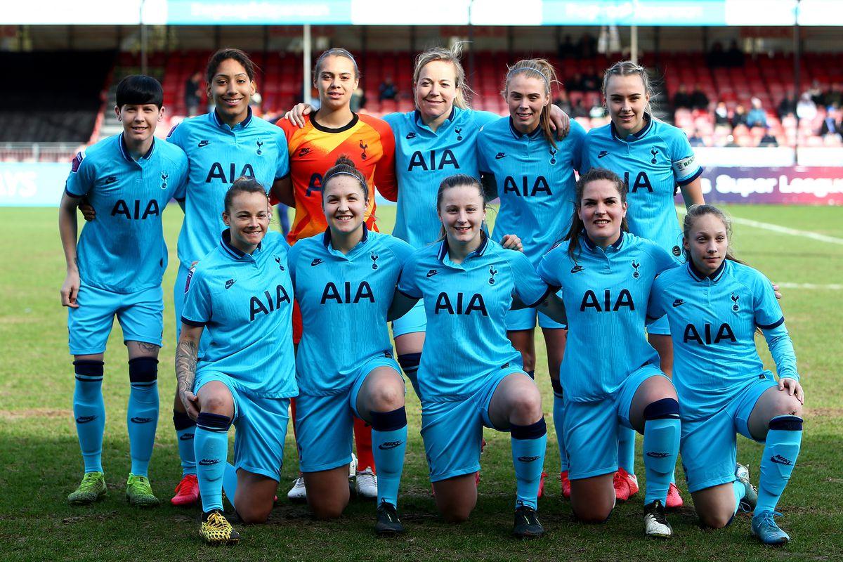 Brighton & Hove Albion v Tottenham Hotspur - Barclays FA Women's Super League