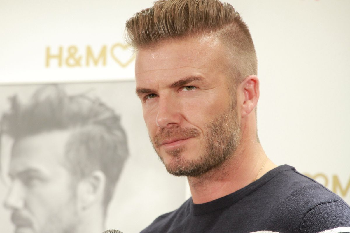 Hm Imagines A World In Which All Men Dress Like David Beckham Racked