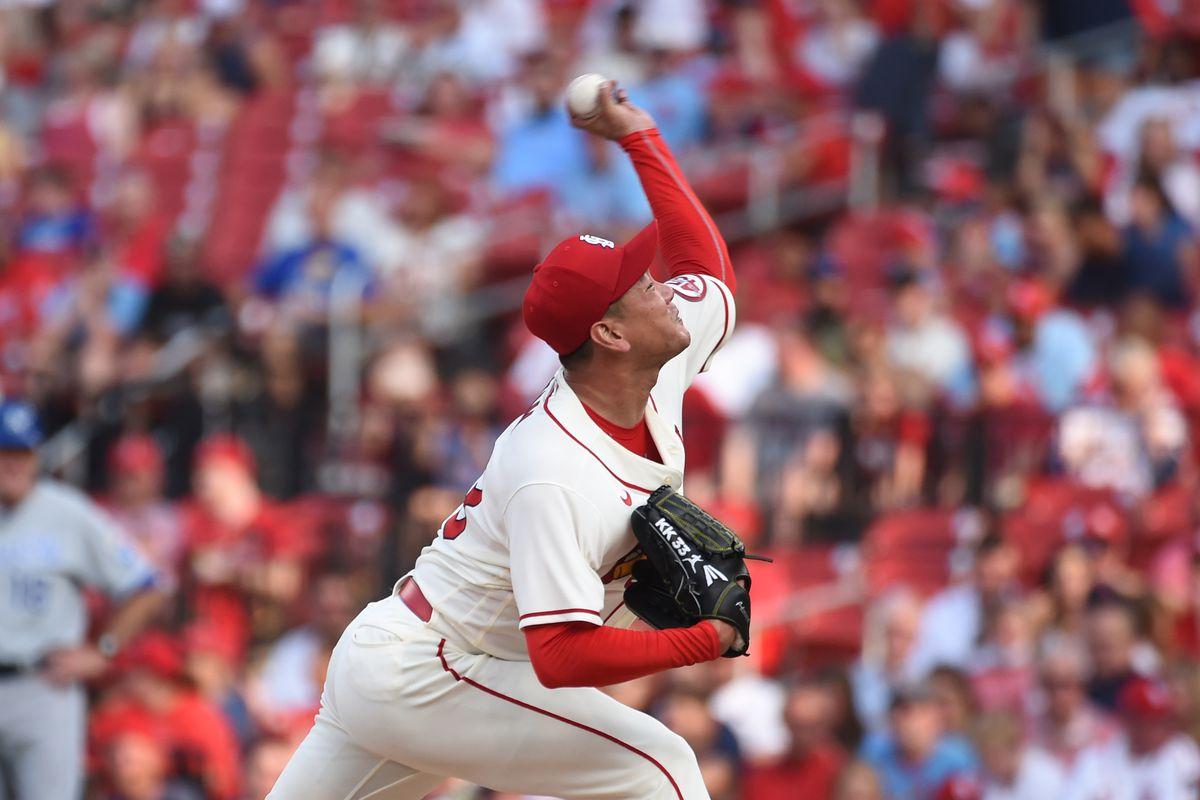 MLB: Kansas City Royals at St. Louis Cardinals