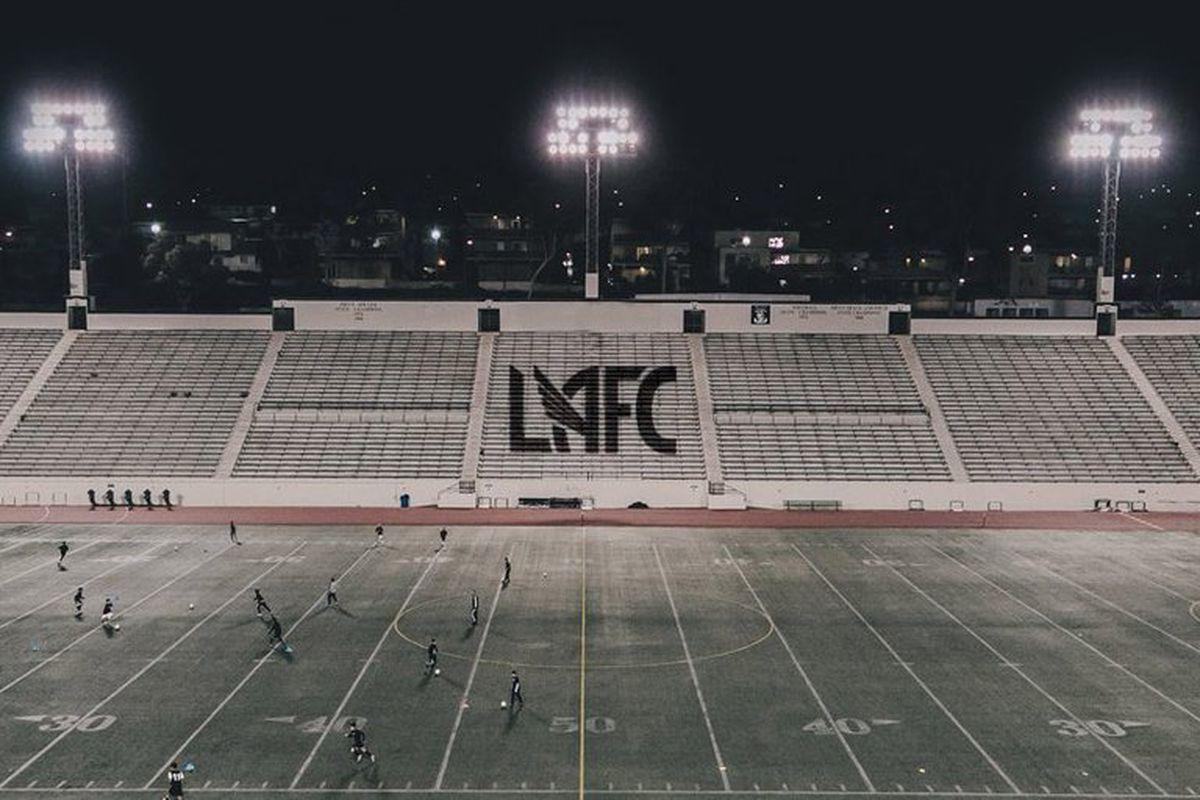 LAFC academy generic