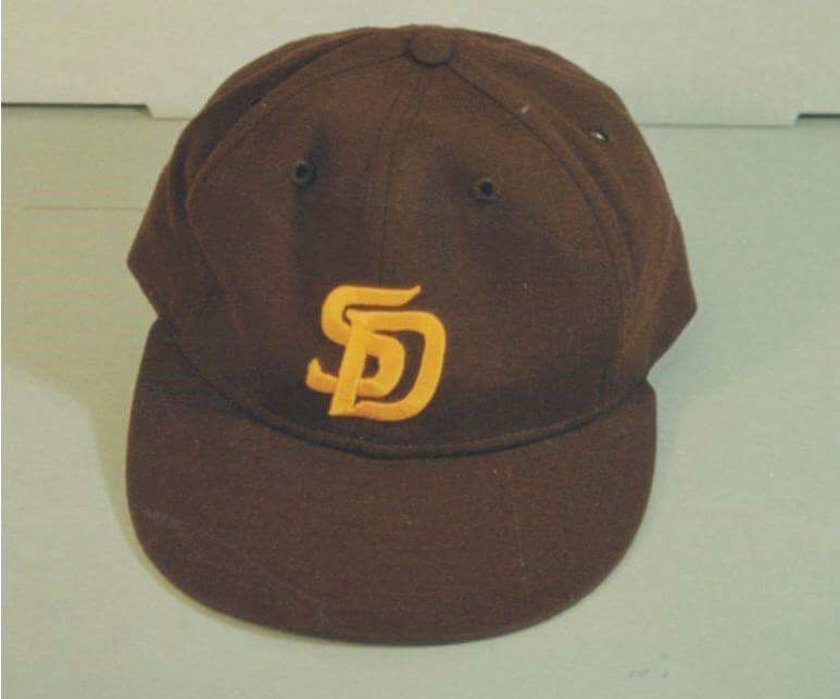 bc3dc259ac6e23 The 1985 prototype cap. A rarity emerges. MLB Hall of Fame