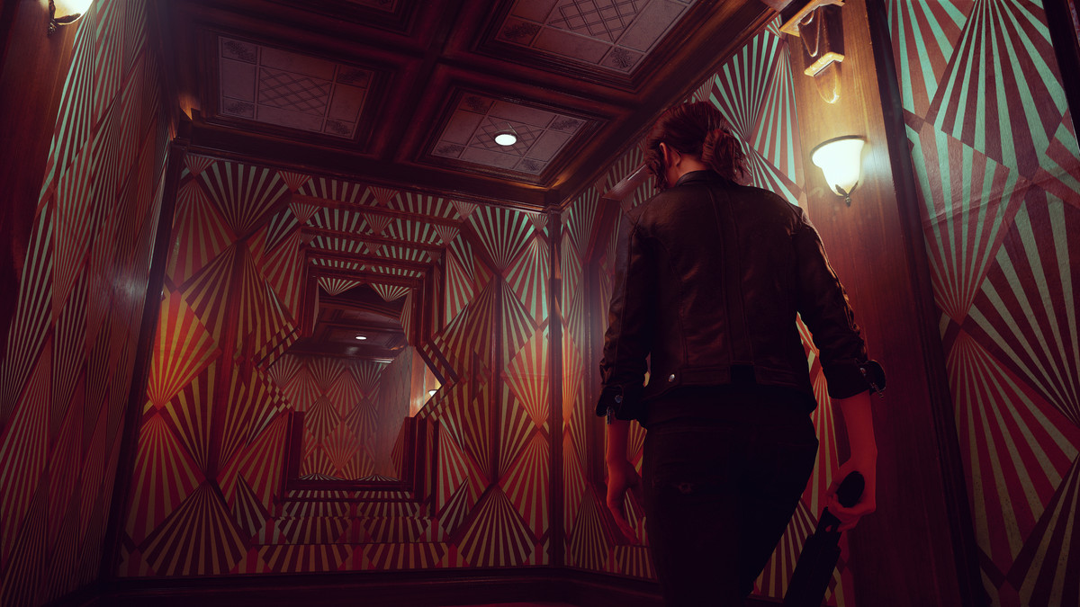 Remedy's unsettling supernatural thriller Control won't hold