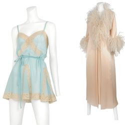 Resurrection Vintage will be selling lingerie by classic Hollywood couturier Juel Park, who was known for dressing stars like Elizabeth Taylor and Marilyn Monroe.