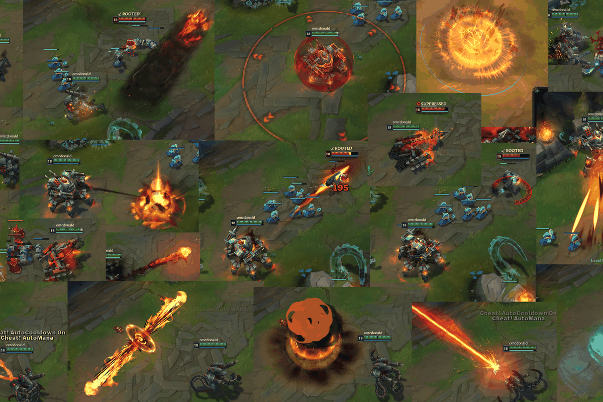 Resistance Illaoi will hit the PBE very soon - The Rift Herald