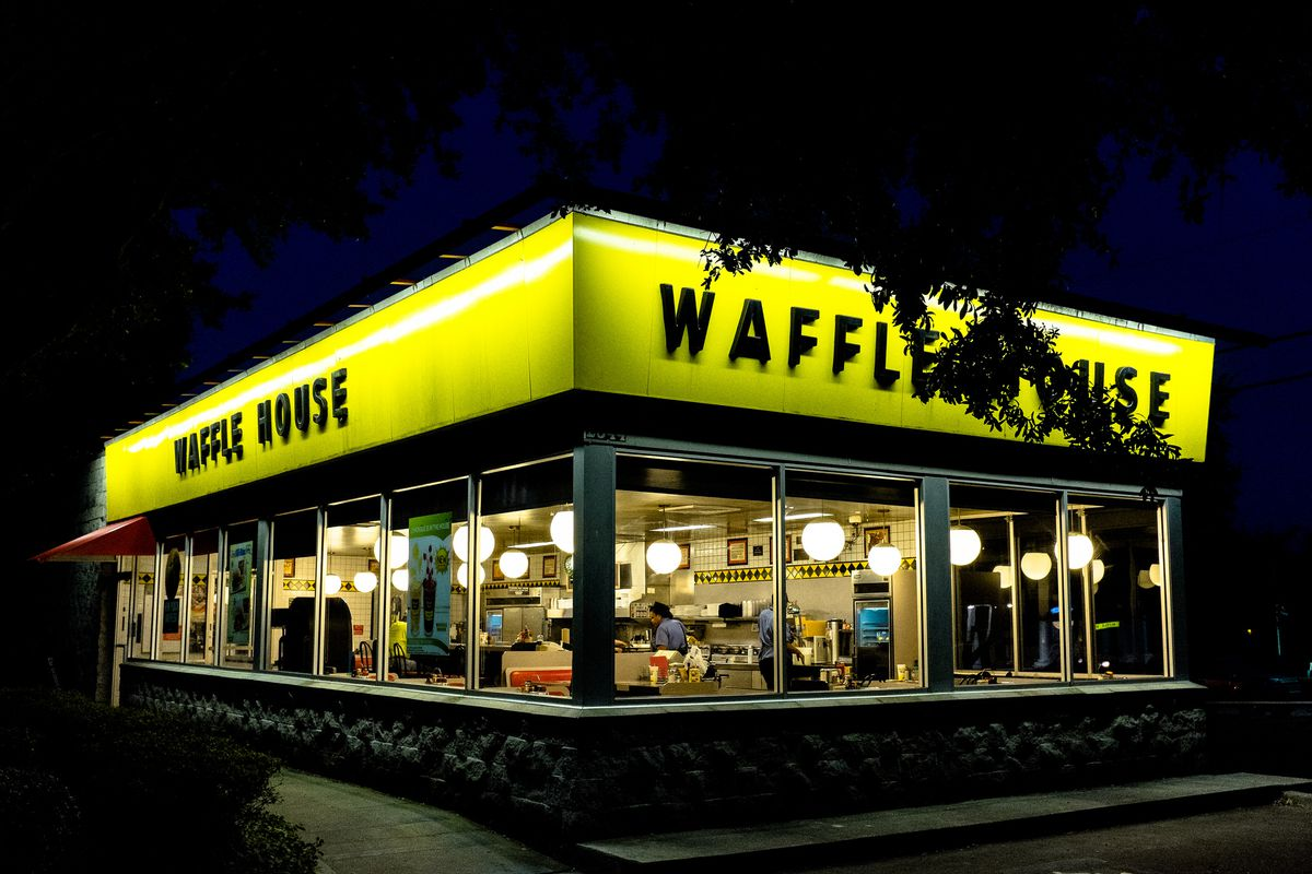 Free Waffles In Atlanta During Waffle House's National