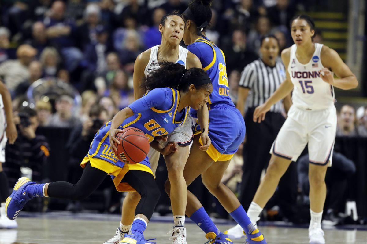 NCAA Womens Basketball: NCAA Tournament-Bridgeport Regional-Connecticut vs UCLA