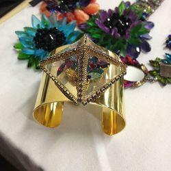 Erickson Beamon cuff, $290 (originally $725)