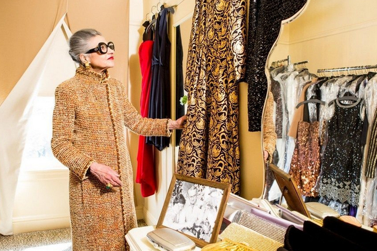 """Joy Bianchi at her Helpers House of Couture, photo by <a href=""""http://aubriepick.com"""">Aubrie Pick</a>"""