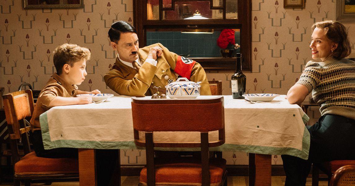 Taika Waititi's Hitler comedy Jojo Rabbit needs way more Hitler