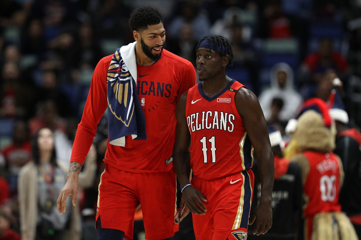 Jrue Holiday ready to embrace role of face of New Orleans Pelicans franchise