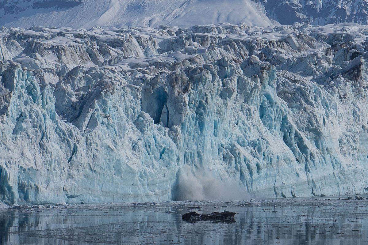 glacier (stock)