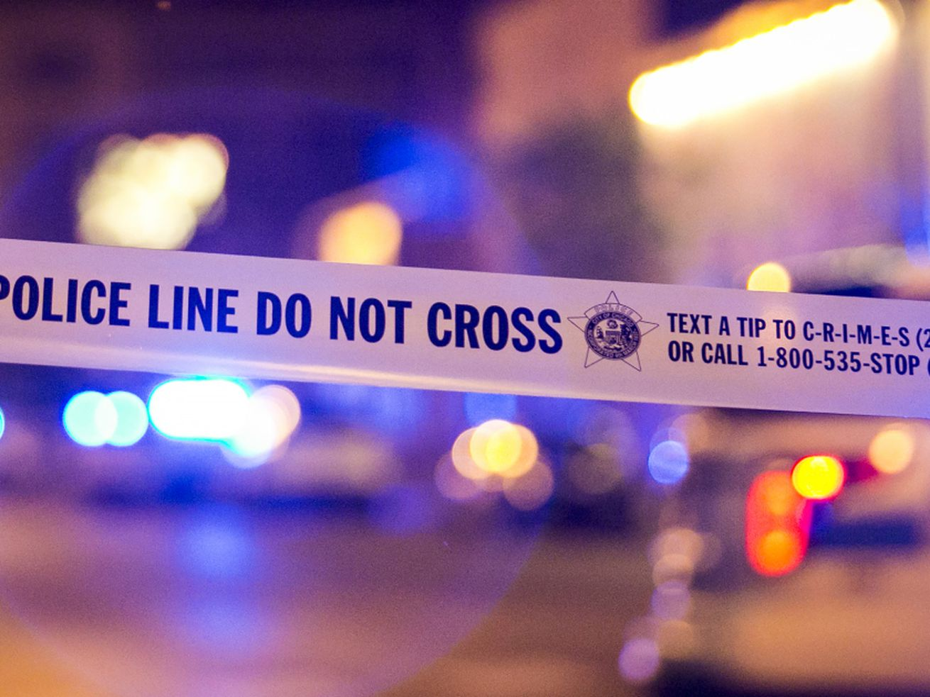 A 22-year-old woman and 20-year-old man were shot Tuesday.