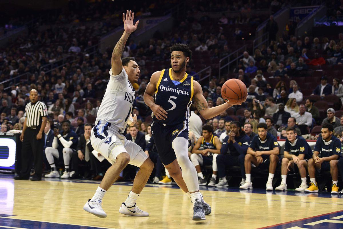 NCAA Basketball: Quinnipiac at Villanova