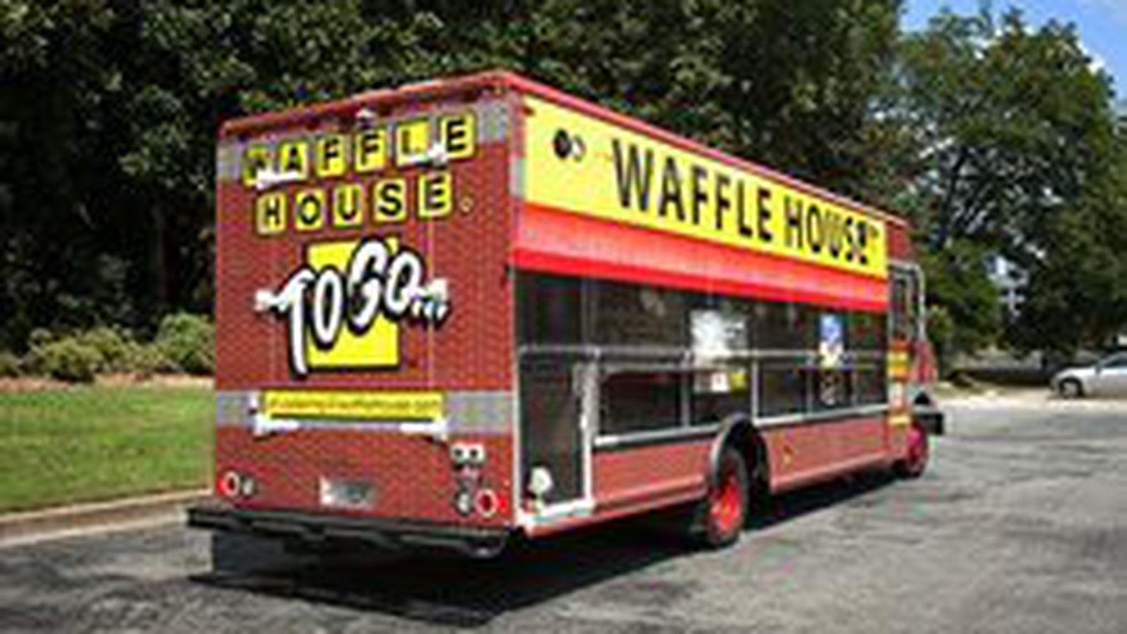Waffle Food Truck San Diego