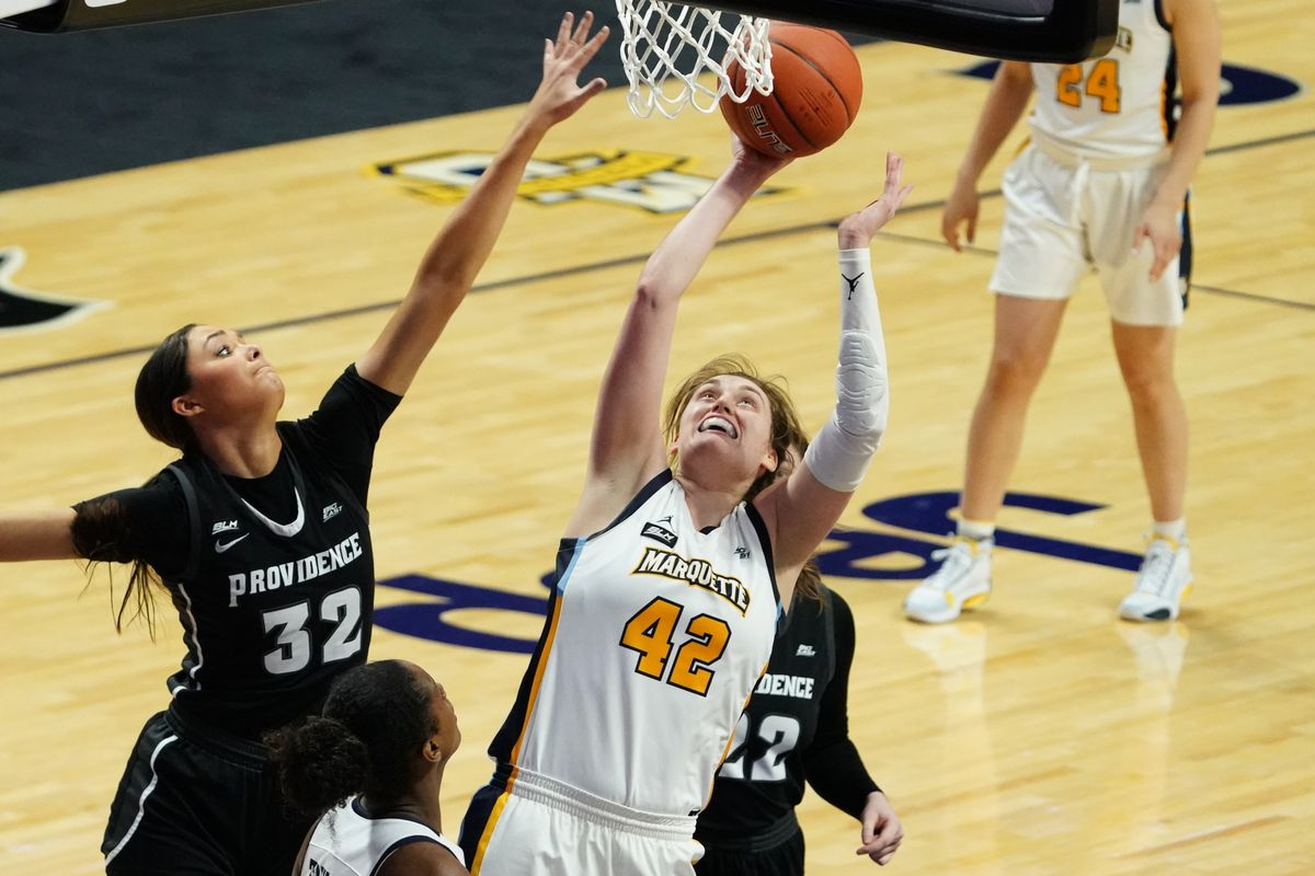 NCAA Womens Basketball: Big East Conference Tournament-Marquette vs Providence