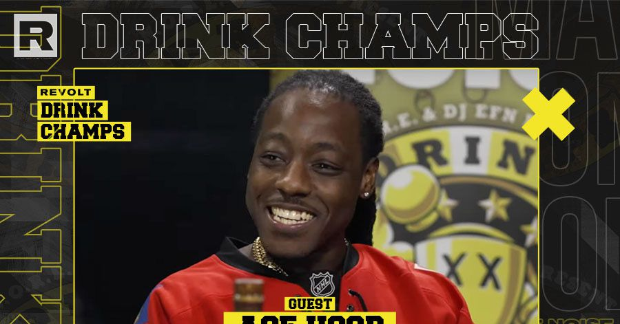 Ace Hood on DJ Khaled, his career, Meek Mill and more | 'Drink Champs'