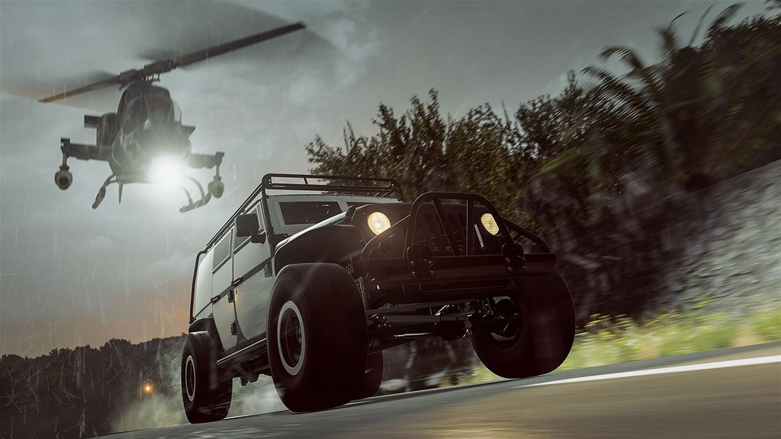 You can play the standalone Fast & Furious Forza game for free right