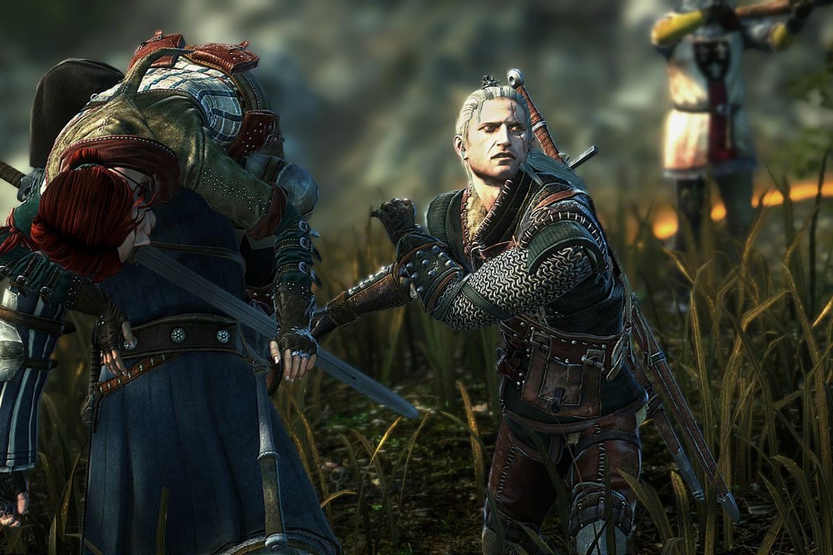 Witcher 2 New Game Plus