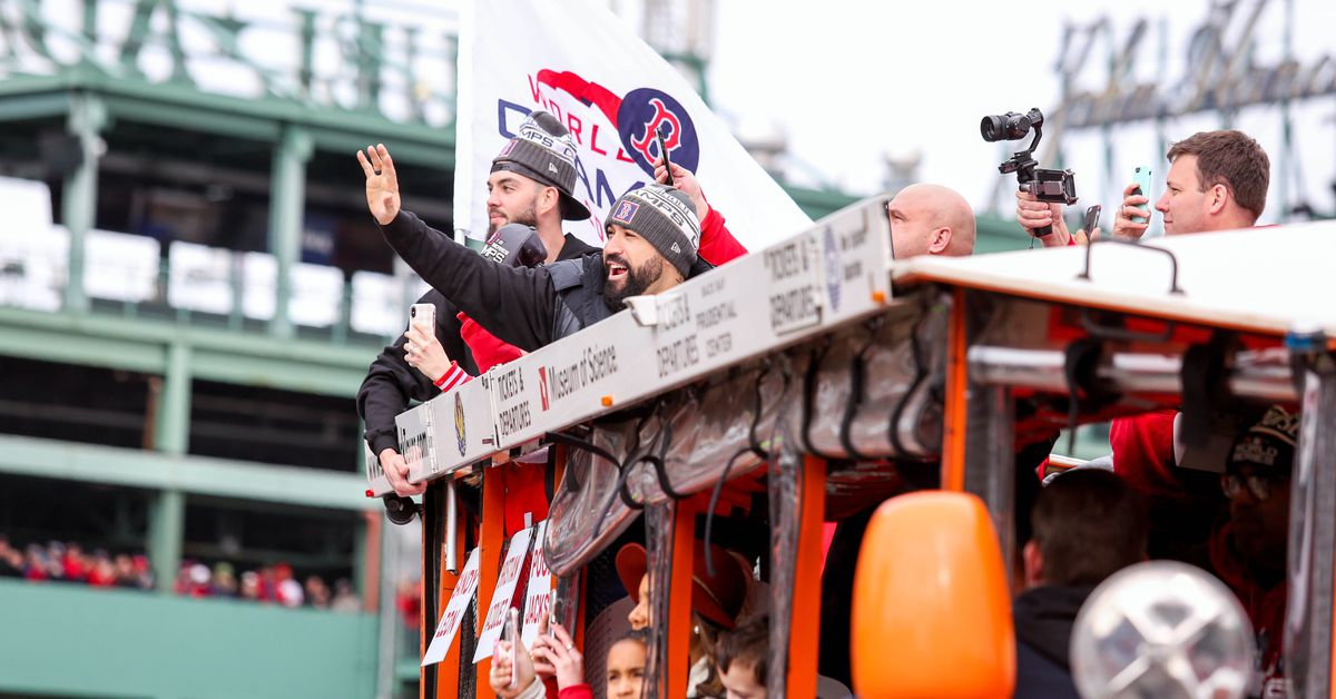 Boston Red Sox World Series parade 2018 live updates and ...