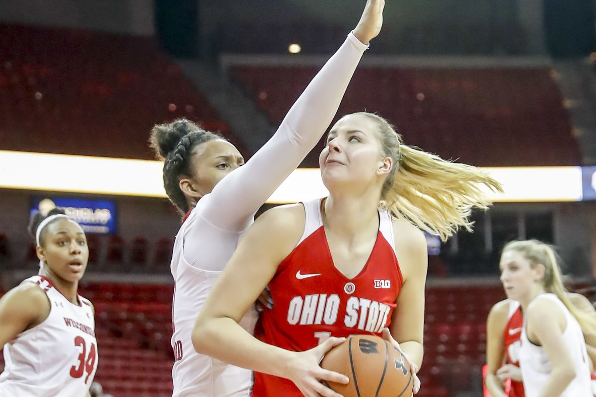 COLLEGE BASKETBALL: FEB 28 Women's Ohio State at Wisconsin