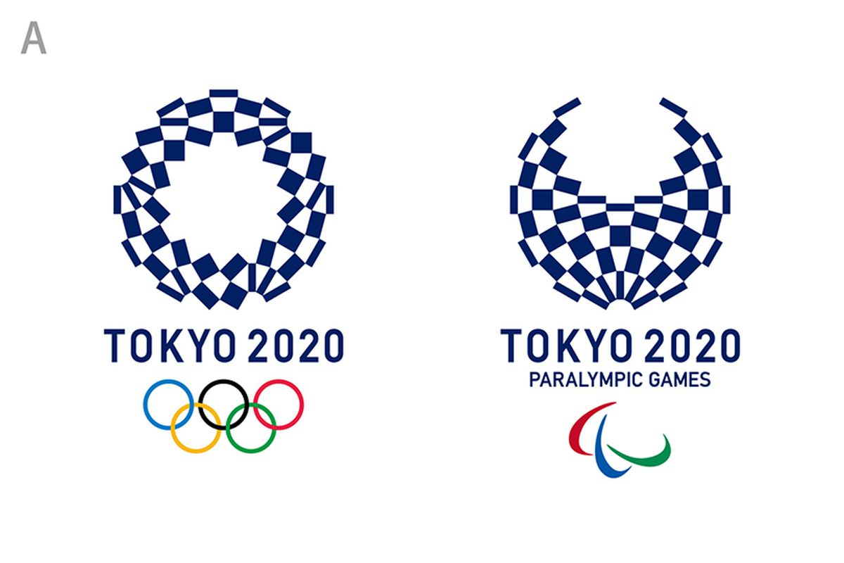 This is the new logo for the 2020 olympics in tokyo the verge tokyo 2020 buycottarizona