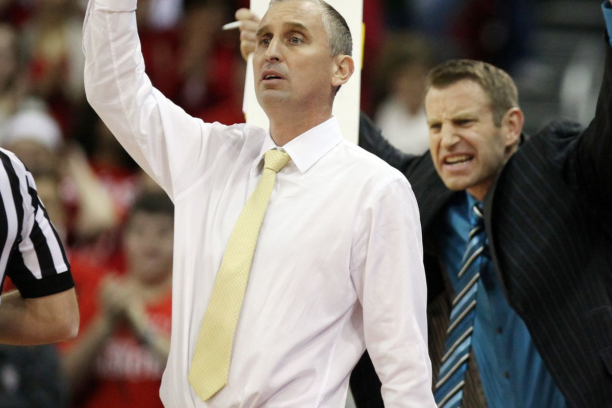 c958e8837ff6 Arizona State hires Buffalo coach Bobby Hurley - Bull Run