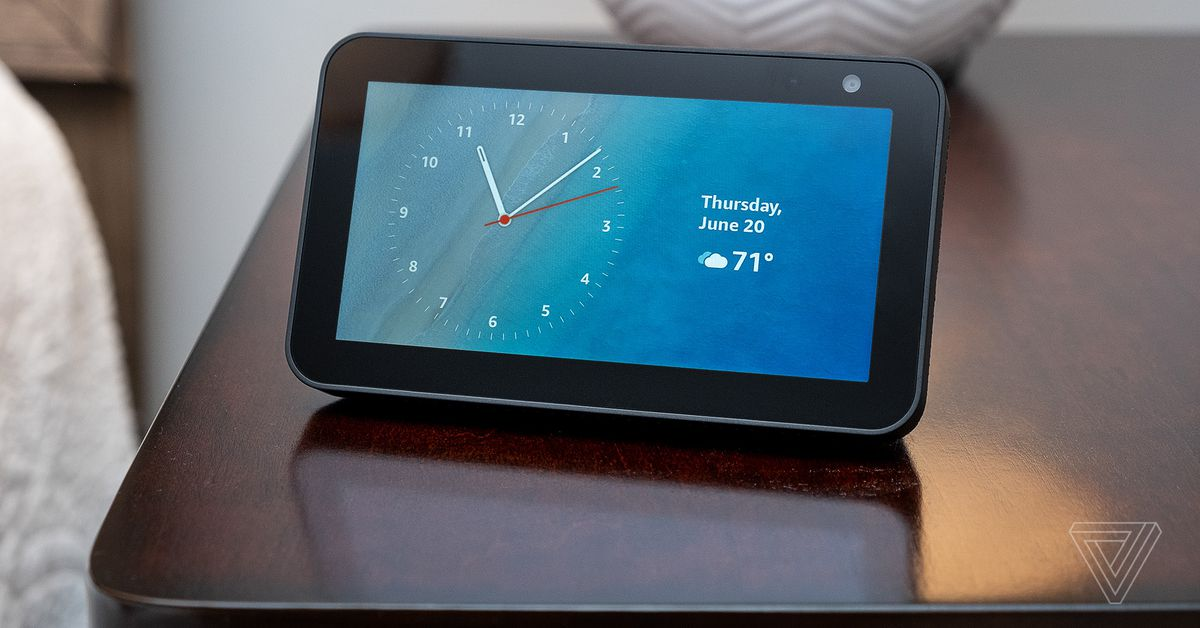 Amazon Echo Show 5 review: the smart alarm clock you should get